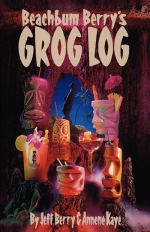 Beachbum Berry's Grog Log cover